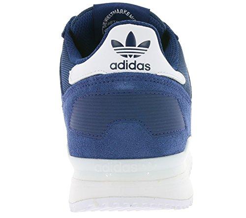 adidas - Zx 700, Scarpe da Ginnastica Basse Uomo Blu (Mystery Blue/footwear White/mystery Blue)