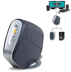 Belkin OmniView SOHO Series 2 Port KVM Switch with Audio Commutateur Ecran/Clavier/Souris/Audio 2 Ports