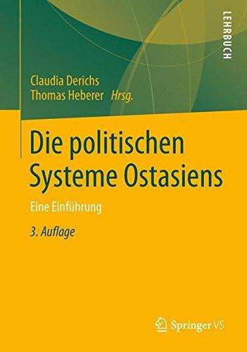 Die politischen Systeme Ostasiens: Eine Einführung