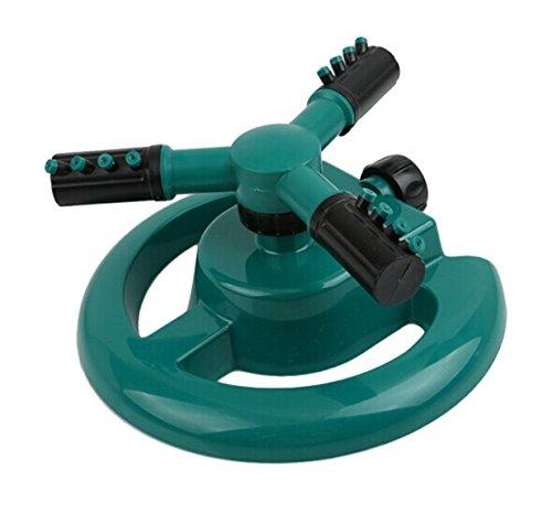 Lalang 360° Arroseur-canon rotatif irrigation de jardin, Blue
