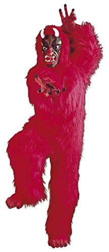 WIDMANN vd-wdm1825d Teufel rot aus Plüsch, Einheitsgröße Preisvergleich