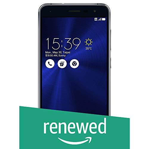 (Renewed) Asus Zenfone 3 ZE520KL-1A035IN (Black, 32GB)