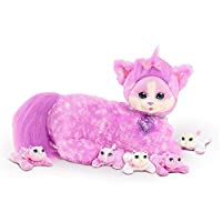 JP Kitty Surprise JPL42306 Josie and Kittens Plush, 12 inches