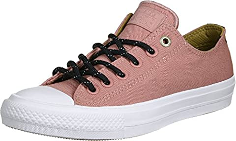 Converse Ctas Ii Ox Shield, Baskets mode pour femme rose rose - rouge - Red,