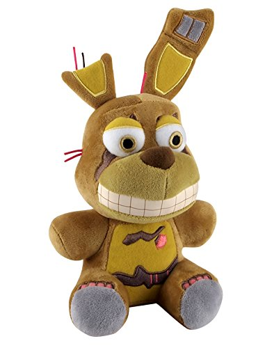 Five Nights At Freddys - Springtrap Plush - 15cm 6""
