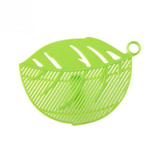 Naisidier Haltbare Saubere Blattform Reis Waschen Sieb Bohnen Erbsen Reinigung Gadget Küche Clips Werkzeuge -