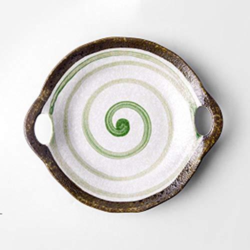 Piatti in Ceramica da 9 Pollici, Piatto in Ceramica Bina, Piatti da...