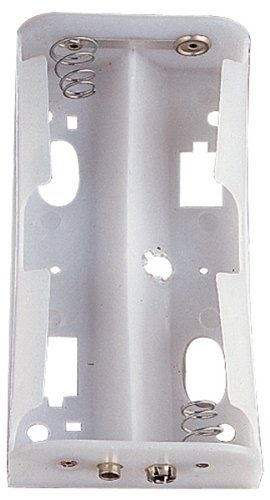 Battery Holder blanc pour F005B Electrovision 4xD cellules