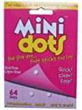 1 x Pack of Mini Dots the New clear multipurpose Adhesive by Bostik