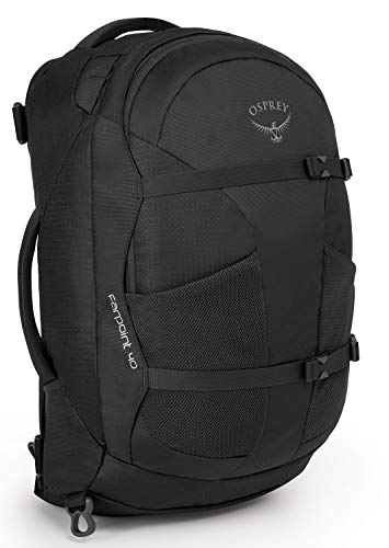 Osprey Men's Farpoint 40 Travel Pack, Volcanic Grey, Medium/Large