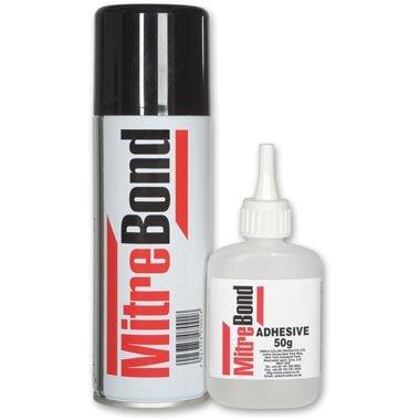 Cutting-Edge Mitre Bond Adhesive - [Branded] w/Min 3yr Warranty by Cutting-Edge PRO SPEC