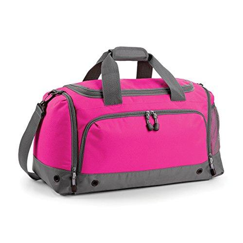 BagBase Tasche fur Gym Freizeitsport holdall 54x29x26cm 30L Fitness fuchsia