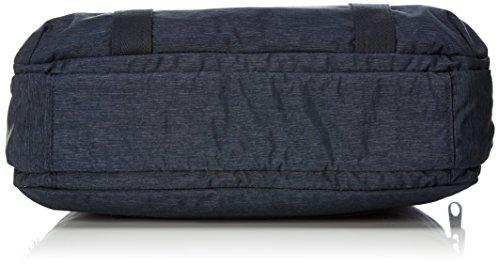 Kipling - NEAT - Borsa Porta Computer - Soft Geo Bl - (Multi color) Blu (Spark Navy)