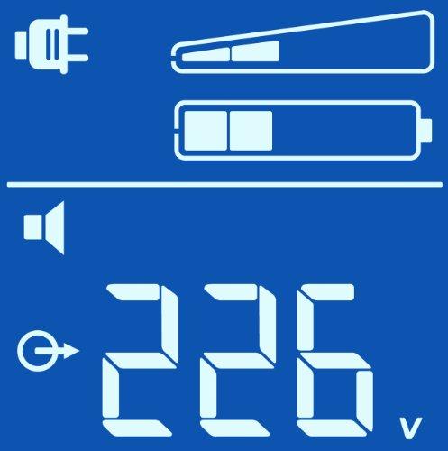 Bild 4: APC Back UPS PRO USV 1500VA Leistung - BR1500G-GR - inkl. 150.000 Euro Geräteschutzversicherung (6-Schuko Ausgänge, Stromsparfunktion, Multifunktionsdisplay)
