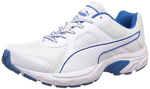Puma Lemonade White/Blue Men\'s Running Shoes