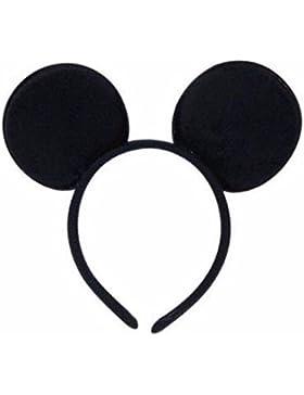 Cerchietto con orecchie di Minnie, 4modelli a scelta
