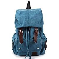 Men women Fashion Backpack Satchel Leisure School Bag