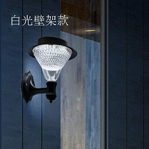 Superhelle kabellos mit Solarpanel LED-Solar-Wandleuchte Wandlampe für Innen und Außen Wandlaterne{c067d7ac017398540f8e1a55794adc8ebf2703eee90baaa151aa85d16fa1ea39}2c Solarlampen mit Bewegungsmelder Solar Beleuchtung Wasserdichte Aussenbeleuchtung LED
