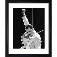 Freddie Mercury fotografía enmarcada