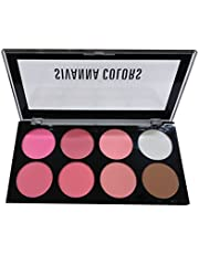 Sivanna Ultra Blush Palette - 8 Colors