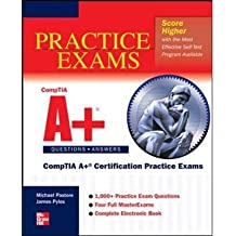 CompTIA A+ Certification Practice Exams (Exams 220-701 & 220-702): SET 2 (Certification Press) (Mixed media product) - Common