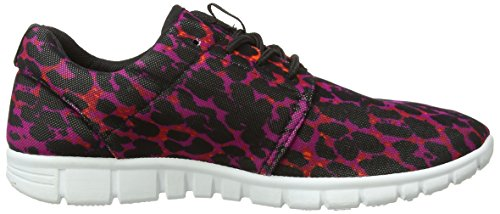 New Look - Marathon - Jogger Sport, Scarpe da donna Rosa (Pink (Fuchsia))