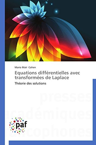 Equations différentielles avec transformées de laplace