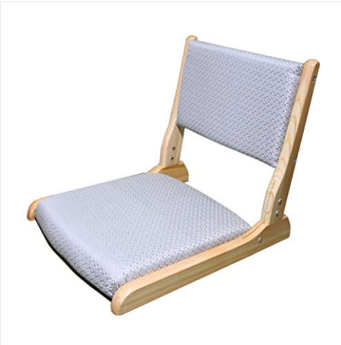 HCJLR FJXLZ® Beanbag, Ongless Chair Fauteuil Bay fenêtre Chaise Pliante Lit Lounger Sofa Pliable, Amovible Sacs de Haricot Paresseux Faut (Couleur : #1)