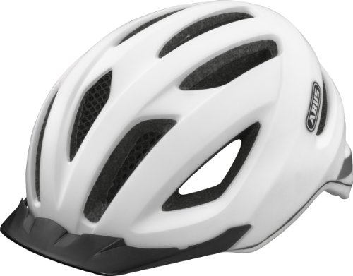 ABUS Fahrradhelm Pedelec, White, 56-62 cm, 58644