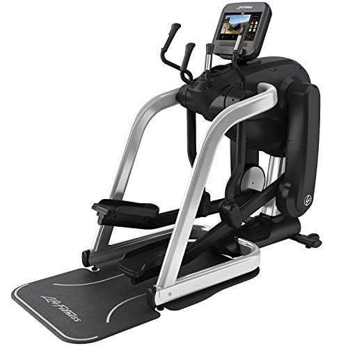 Life Fitness Elevation Series FlexStrider with SE3HD Console - Diamond White
