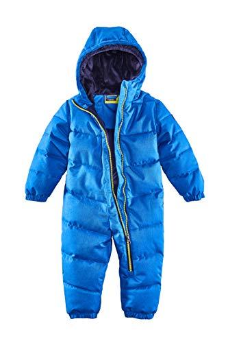 Killtec Kinder Karter Mini Skioverall/Schneeanzug Mit Kapuze, 10.000 Mm Wassersäule, royal, 110/116