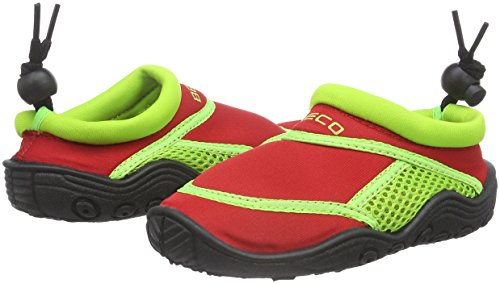 Beco Chaussons de Beco Surf Bain Enfant Chaussures Rouge - Rouge