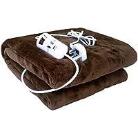 Bauer Super Soft Touch Luxus Beheizte Sofa Decke, Schokolade Braun preisvergleich bei billige-tabletten.eu