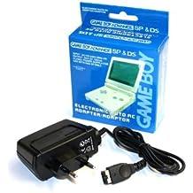 Cargador para Game Boy Advance SP - Adaptador AC [Game Boy] [Importación Italiana]