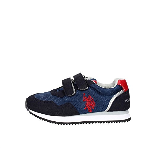 U.s. Polo Assn NOBIK4210S6/NH6 Sneakers Boy Blau