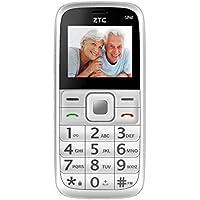Telefono Movil ZTC SP40 Senior Phone White