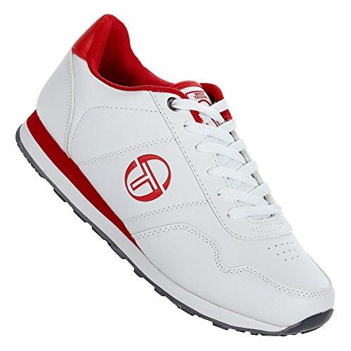 Sergio Tacchini  TTG00910,  Herren Sneaker Low-Tops Weiss