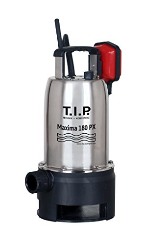 T.I.P. Maxima 180 SX Schmutzwasserpumpe