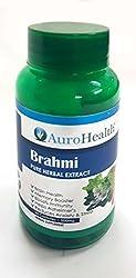 AuroHealth Brahmi Extract (500mg) - 60 Capsules