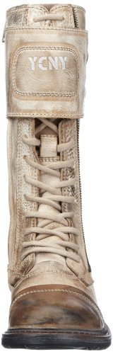 Yellow Cab SOLDIER W , Bottes femme beige (taupe) - V.1