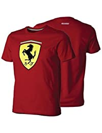 Tee shirt officiel classique Homme scuderia Ferrari