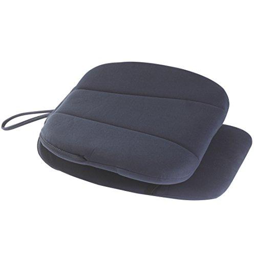 BetterBack ergonomischer Sitz mit Lendenwirbelstütze, 53 x 45 x 15 cm