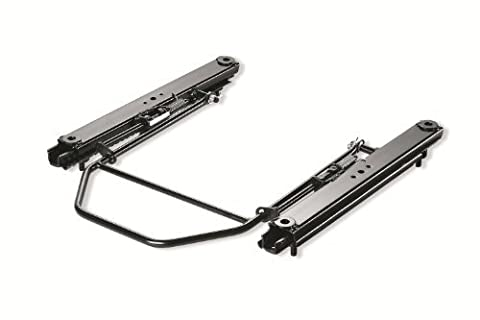 Bestop 51255-01 Black Single Seat Slider for 76-95 CJ7 and