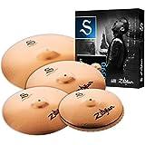 Zildjian S390 S Series Performer 4-piece Cymbal Set