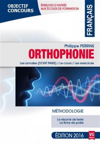 Français ortophonie