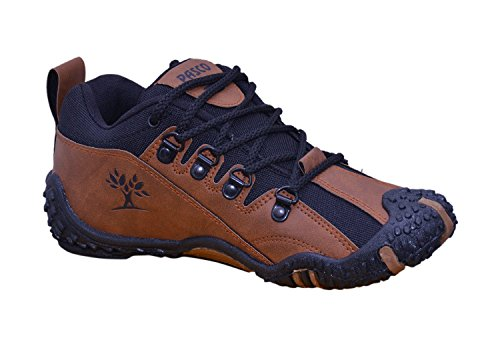 Pasco Men's Brown Trekking And Hiking Shoes (7 Uk )