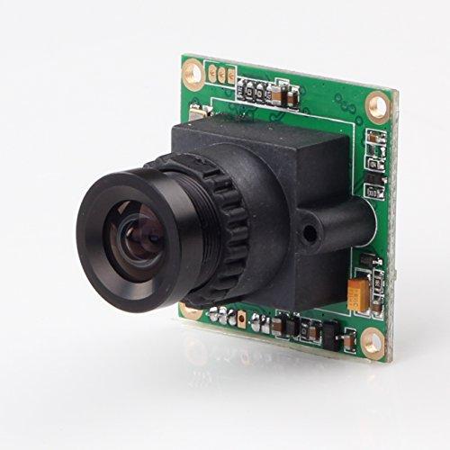 RunCam Mini FPV Kamera 600TVL DC 5-17V Breitspannung Version von PZ0420 IR gesperrt