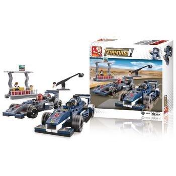 Sluban, Bausteine Formula 1 Serie F1 Grand (Serie Formula)