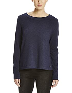 Bench Wrath, Suéter para Mujer, Talla Única, Azul, Medium