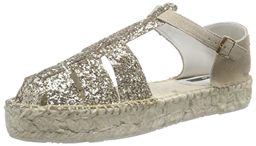 ReplayNevie - Espadrillas Donna , Oro (Gold (GOLD BEIGE 2259)), 38
